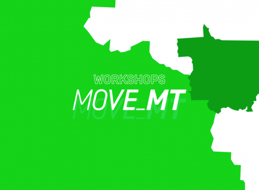MOVE_MT: inscrições abertas para workshops de inovação, gestão e tecnologia