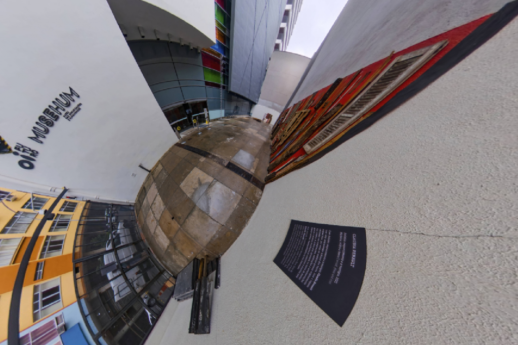 Visita virtual – Arte, Cidade e Patrimônio