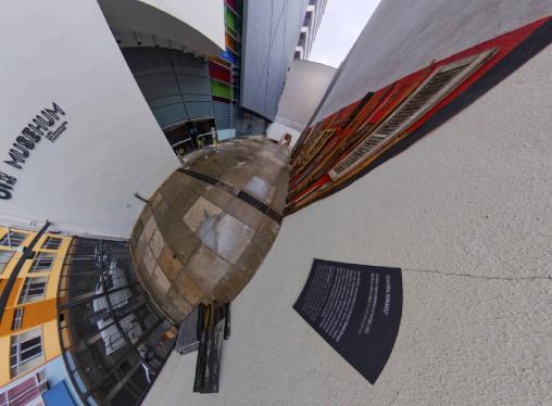 Visita virtual - Arte, Cidade e Patrimônio
