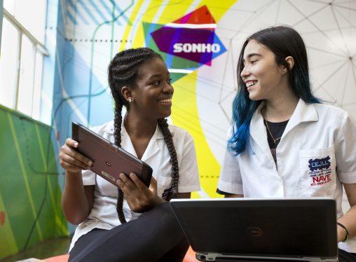 Educação pela igualdade racial: o Oi Futuro ajudando a transformar o presente