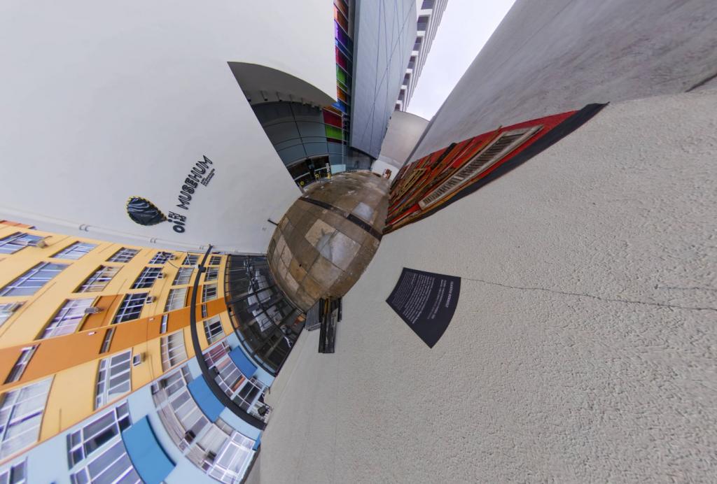 Arte, cidade e patrimônio: visita virtual está no ar!